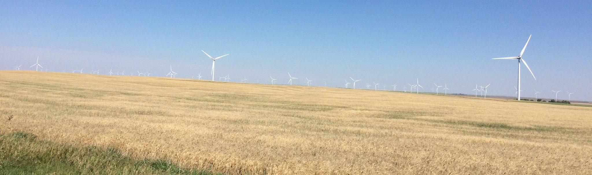 Southern Alberta Wind Farm