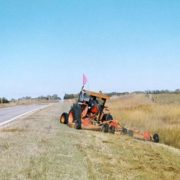 Ditch Mowing
