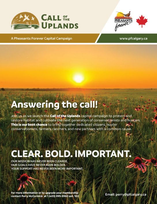 Call of the Uplands
